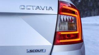 Škoda Octavia Combi Scout III