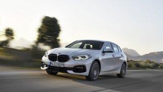 BMW řady 1 2020