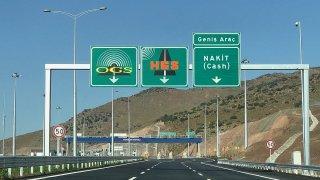 mýtná brána Turecko