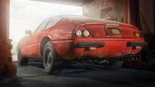 Unikátní Ferrari Daytona patří mezi nejlepší objev