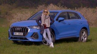 Recenze prémiového SUV Audi Q3