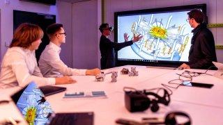 Porsche v Inno-Space navrhuje a testuje průkopnick