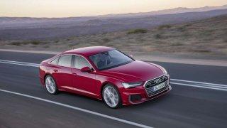 Nová hvězda vyšší třídy. Přijíždí osmá generace manažerské limuzíny Audi A6.