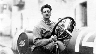 Enzo Ferrari výročí 120 let