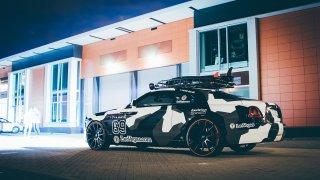 Rolls-Royce Wraith Jona Olssona 2