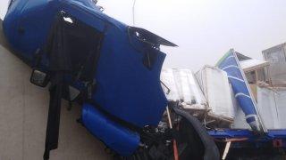 Děsivé video z nehody kamionu na D8 ukazuje, proč jsou bezpečnostní pásy tak moc důležité
