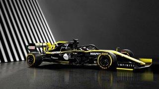 Tým Renault F1 2019 3