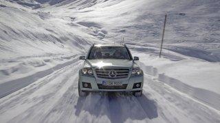Mercedes Benz GLK 2010