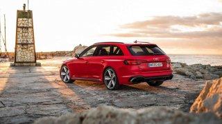 Model Audi RS 4 Avant je možné objednávat u českých prodejců Audi Sport
