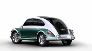 Kultovní VW Brouk se vrací. Tentokrát ale jako nepovedený čínský plagiát