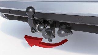 Češi chtějí tažné zařízení čím dál víc. Roste však počet aut, u kterých vůbec nelze objednat
