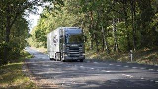 Scania R 500 získala ocenění Green Truck Awards