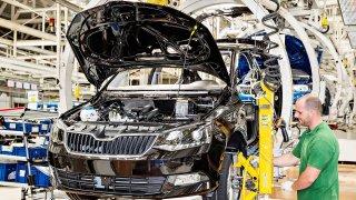 Odbory ve Škodě Auto požadují výrazně vyšší platy. Nechtějí se prý stydět