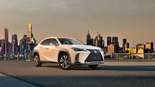 Lexus UX se odhaluje