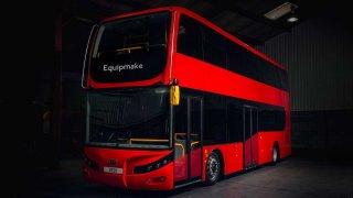 Londýn zaplaví elektrické autobusy. Dostanou devětkrát větší baterii než má Škoda Enyaq