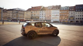 BMW i3 s novým vysokonapěťovým akumulátorem