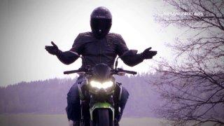 Test motocyklu pro začátečníky Kawasaki Z400 ABS