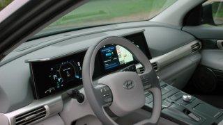 Hyundai Nexo FCEV interier 1