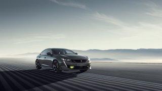 508 Peugeot Sport Engineered 2