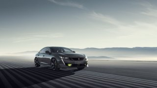 508 Peugeot Sport Engineered 2