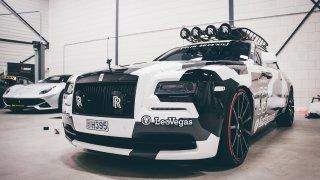 Rolls-Royce Wraith Jona Olssona 1