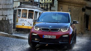 BMW i využívá moderní technologie