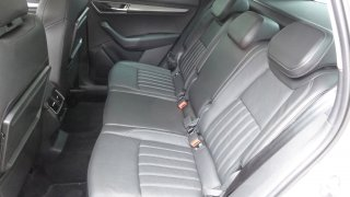 Škoda Karoq interiér 3