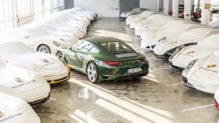 Milionté Porsche 911 3