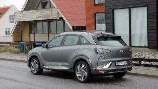 Hyundai Nexo FCEV exterier 2