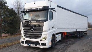 A vítězem se stává... Mercedes-Benz Actros dominoval světové soutěži i v páté generaci