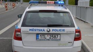 Agresivní řidič dodávky v Ostravě napadl posádku fabie. Pacifikovat ho museli strážníci