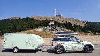Bulharsko je pověstné památníky komunismu, ale ten