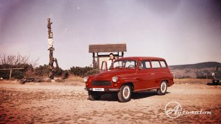 Škoda Octavia 1959 7
