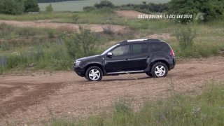 Test Dacie Duster 1.5 dCi 4x4 2010 a 2014
