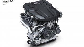 Audi A8 technika 3