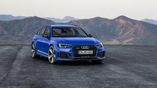 Další superkombík. Audi RS4 Avant má 450 koní