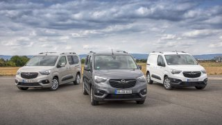 Opel Combo nabízí špičkové asistenční systémy