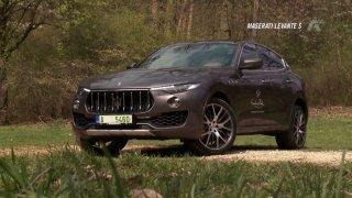 Recenze luxusního SUV Maserati Levante S (repríza)