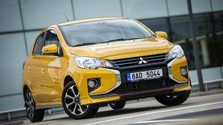 Mitsubishi Space Star dorazilo v omlazeném vydání. Jen čtyři auta jsou v Česku aktuálně levnější