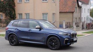 BMW X5 xDrive M50d – Supersport do terénu!