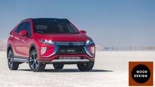 Ocenění GOOD DESIGN pro Mitsubishi Eclipse Cross a GT-PHEV
