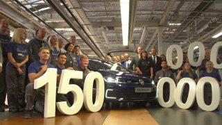 Volkswagen vychrlil už 150 milionů aut. Další miliony přijdou