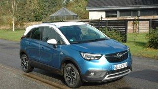 Opel Crossland X - Němec s francouzskými geny