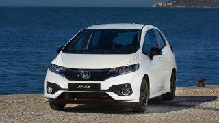 Modernizovaná Honda Jazz se ukázala světu