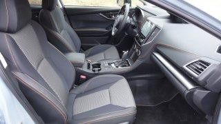 Subaru XV - interier 4