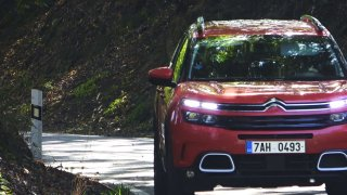 Minutový test: Citroën C5 Aircross - 15 důvodů proč ho chtít, či nechtít