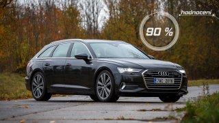 Audi A6 Avant 50 TDI – závěrečné hodnocení  3