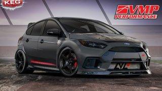 Ford Focus SEMA 2018 3