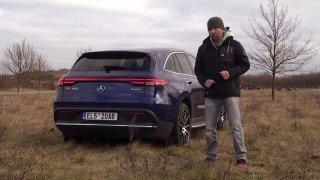 Recenze Mercedesu EQC 400 4MATIC