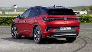 Nový Volkswagen ID.4 GTX